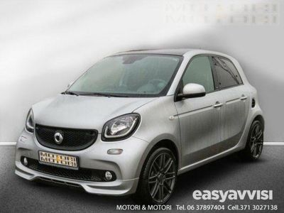 usado Smart ForFour 90 0.9 turbo twinamic passion kit brabus benzina
