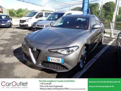 usata Alfa Romeo Giulia 2.2 Turbodiesel 160 CV AT8 Super