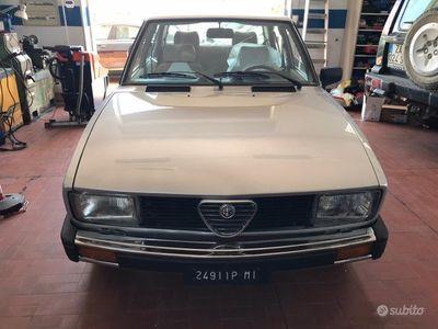 usata Alfa Romeo Alfetta 1800 1982