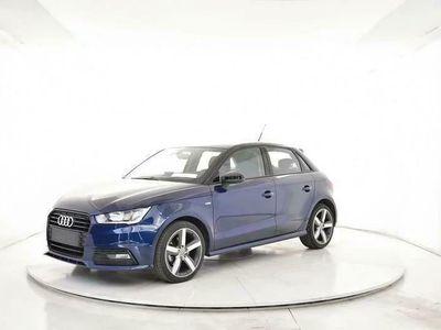usata Audi A1 SPB 1.6 TDI 116CV Sport S LINE - NAV - AZIENDAL