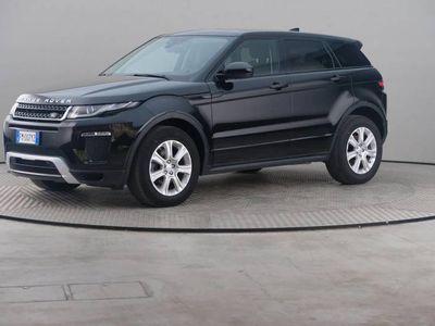 usata Land Rover Range Rover evoque 2.0 Td4 180cv Se Dynamic 4x4