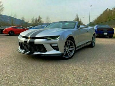 usata Chevrolet Camaro 3.6 V6 Cabrio Pelle/Navi/Xeno