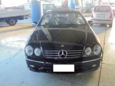 usata Mercedes CL55 AMG cat AMG Benzina