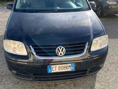 usata VW Touran TDI 101CV usato