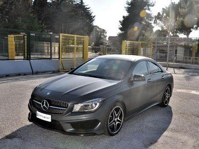 käytetty Mercedes 170 CLA - C117 220 cdi Premiumauto