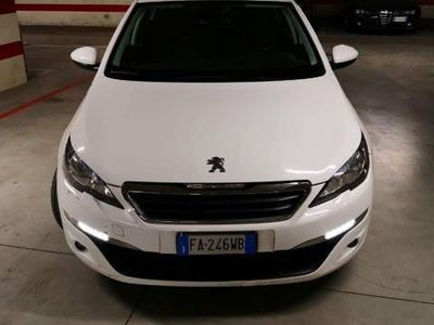 gebraucht Peugeot 308 308BlueHDi 99 cv 73kw