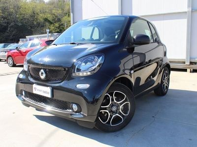 brugt Smart ForTwo Coupé 2015 Benzina 1.0 Passion 71cv twinamic my18