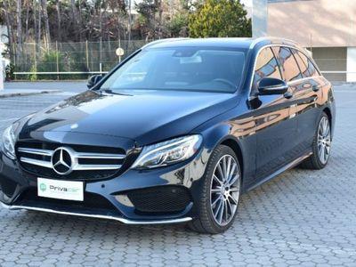 used Mercedes C220 d S.W. Auto Premium Plus