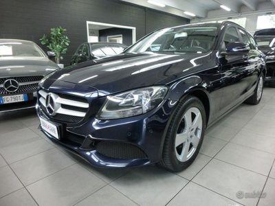 usata Mercedes C200 d S.W. Auto Business