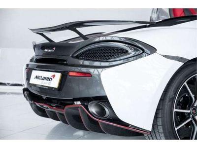 usata McLaren 570S 3.8 Bi-Turbo V8