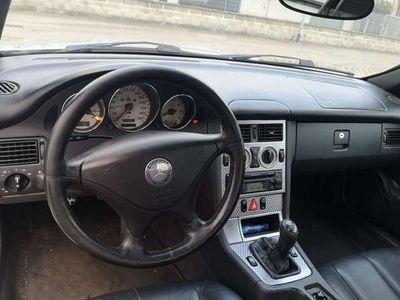 usata Mercedes SLK200 cat Kompressor Evo