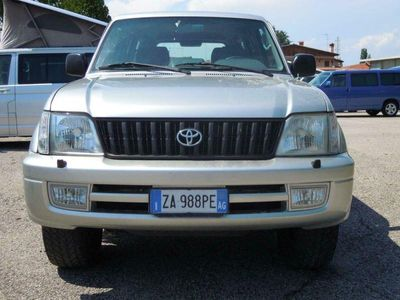 used Toyota Land Cruiser 3.0 d-4d 16v 5p. wagon