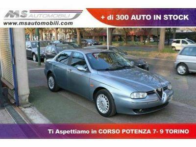 usata Alfa Romeo 156 1ª serie 1.9 JTD cat Distinctive Unicoproprietario