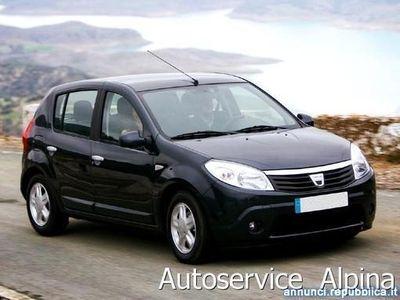 usata Dacia Sandero 1.4 8V GPL Bolzano
