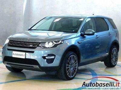 usata Land Rover Discovery Sport 2.0TD4 180CV SE AUTO