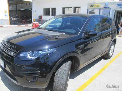 usata Land Rover Discovery Sport 2.0 TD4 AWD SE 150CV