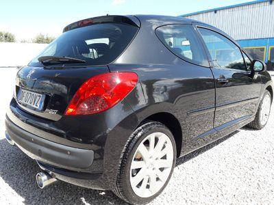 used Peugeot 207 1.6 diesel panorama pelle full