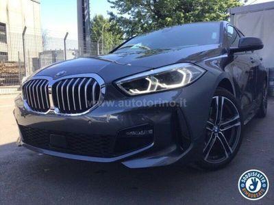 usata BMW 120 SERIE 1 (5 PORTE) d xDrive 5 P. M Sport