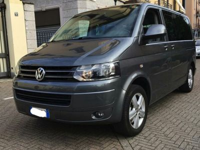 used VW Caravelle T5
