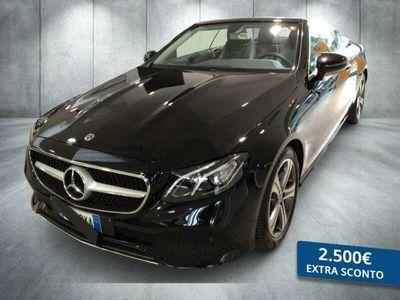 usata Mercedes 220 CLASSE E CABRIO E Cabriod Business Sport auto