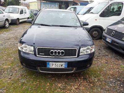 usata Audi A4 1.9 TDI/130 CV 4x4 Avant quattro