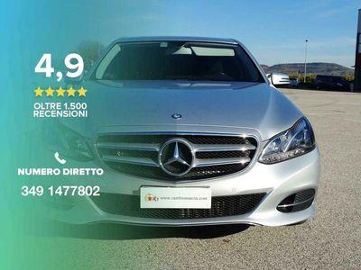usata Mercedes E220 CDI BlueTEC Sport