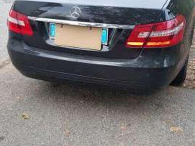 usata Mercedes E220 CDI BlueEFFICIENCY Executive Plus