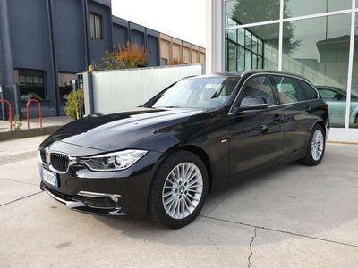 usata BMW 316 Serie 3 (F30/F31) Touring Luxury