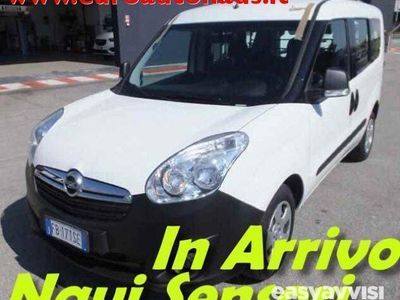used Opel Combo tour 1.6 cdti 105cv pc-tn club n1 *navi,sensori* diesel