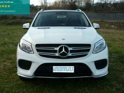 usata Mercedes GLE350 d 4Matic Premium Plus AMG