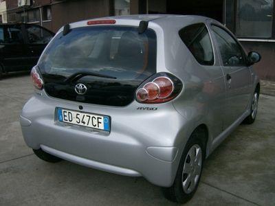usata Toyota Aygo 1.0 12V VVT-i 3 porte Sol