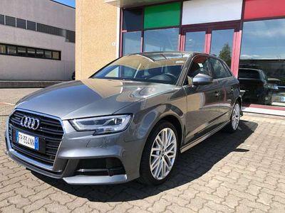 usata Audi A3 SPB 2.0 TDI 184 CV quattro S tronic+MATRIX+S-LINE