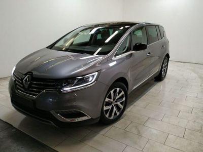 usata Renault Espace dCi 160CV EDC Energy Intens del 2018 usata a Cuneo