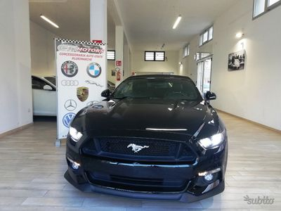 usata Ford Mustang GT 5.0 15412 KM 2015 CONVERTIBLE