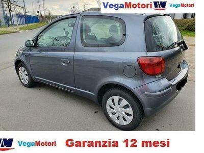 usata Toyota Yaris 1.3 16V Sol Neopatentati Garanzia 12 mesi