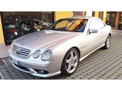 usata Mercedes CL55 AMG ClasseAmg Kompressor Cat Uniprop. Tagliandi M.b. Usato