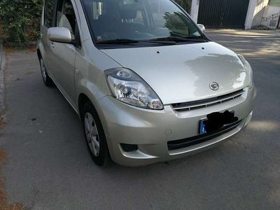 usata Daihatsu Sirion 1.0 Hiro Green Powered