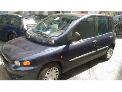 brugt Fiat Multipla 1.9 JTD ELX