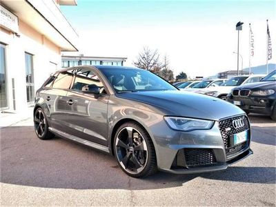 usata Audi RS3 SPB 2.5 TFSI quattro S tronic *BELLISSIMA*