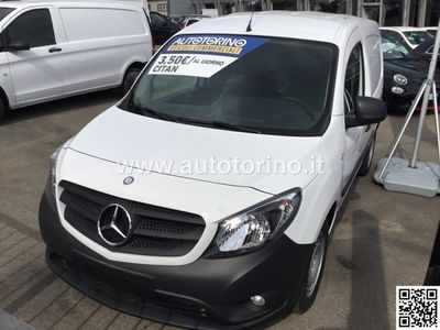 second-hand Mercedes Citan 109 CDI Furgone Long