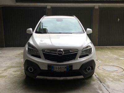 usata Opel Mokka Mokka 1.4 Turbo Ecotec 140CV 4x2 aut. Cosmo b-Color
