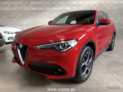 usata Alfa Romeo Stelvio 2.2 Tdiesel 210 CV AT8 Q4 ...