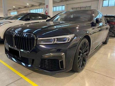 usata BMW 760 Serie 7 (G11/G12) xDrive