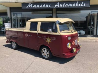 usata VW T2 doppia cabina benzina