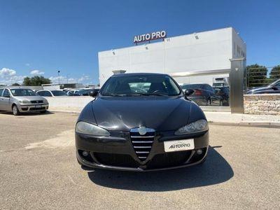 usata Alfa Romeo 147 1.6 16V TS 5 porte Black Line