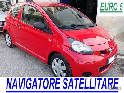usata Toyota Aygo 1.0 - EURO 5 - NAVIGATORE - 2011