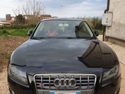 usata Audi A5 2.7 V6 TDI FAP MULTITRONIC COUPE
