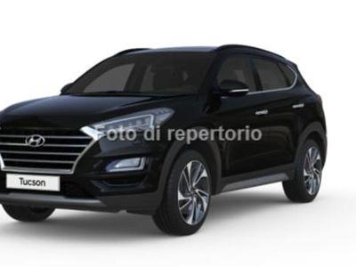 usata Hyundai Tucson TUCSON New1.6 CRDi (115CV) 2WD MT XTECH-MY20