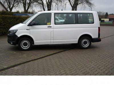 brugt VW T6 Kombi Kombi 2.0 Bluemotion Tdi 8 Sitze Klima