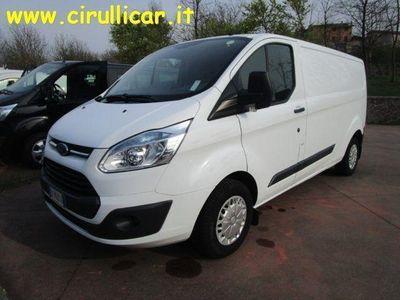 brugt Ford Custom Transit2.2 TDCi 125CV PL Fur